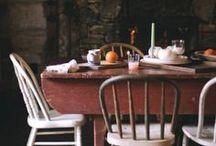 al calor de la cocina... / cozy kitchen / by claudia de angelis