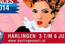 Hair styles Coiffure Tall Ship Races Harlingen 2014 / Hair styles, wigs with ships, fashion, Tall Ship Races Harlingen 2014