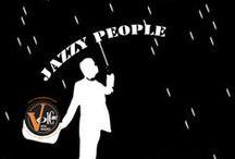 Jazzy People web radio shows / Jazzy People web radio shows, on www.voicewebradio.com  Recorded sessions on www.mixcloud.com