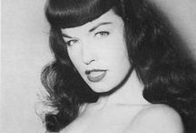 ▴Bettie Page▾