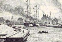 IJzeren Eeuw in Harlingen / IRON AGE IN HARLINGEN / 19e eeuw 1800-1900