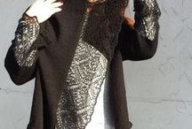 uncinetto maglia donna