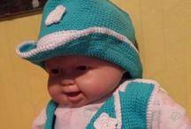 uncinetto maglia baby
