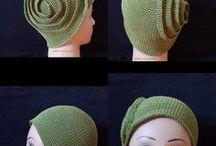 uncinetto maglia cappelli