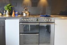 Kitchen ovens & splashbacks