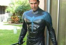Super Hero costum