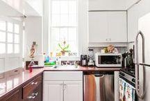 Interior :  Kitchen
