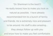 Meet Dr. Nima / Get to know Dr. Nima and see why patients love him!