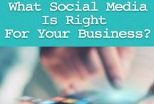 Social Media / Social media trends, platforms, and other need-to-know info.