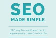 Search Engine Optimization: SEO / Simply put - what the search engines want to see on your website (or in your website) to get you to the top of their search results.
