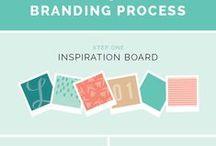 Develop Your Brand / Digital marketing starts with your brand and your story.