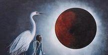 Художник Shawna Erback / Канадская художница Shawna Erback родилась в 1973 году. Живет и работает в Калгари. Работы художницы находятся во многих частных коллекциях по всему миру.