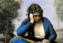 Художник  Жан Батист Камиль Коро / Жан Батист Камиль Коро (фр. Jean-Baptiste Camille Corot, 17 июля 1796 (29 мессидора IV года Республики), Париж — 22 февраля 1875, там же) — французский художник и гравёр, один из самых успешных и плодовитых пейзажистов эпохи романтизма...