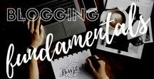 Blogging Fundamentals / Blog posts published from bloggingfundametals.com Advice and support for bloggers. Learn how to start a blog, increase traffic and start making an income from home. #blogging #blog #bloggerswanted