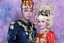 Art - Traditional Wedding Costume : Indonesia