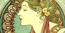 Art - Illustration : Alphonse Mucha