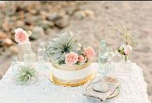 Wedding Cakes & Dessert Bars