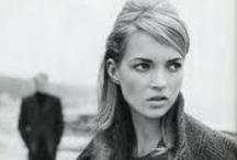 ICON: Kate Moss / by Lan Ta