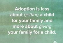 Adoptions, Fostering & Orphans