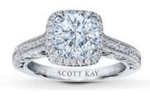 Bridal Collections / Bridal collection wedding bands and engagement rings by Scott Kay, Maple Leaf Canadian Diamonds, available at Michael Anthony Jewellers in Edmonton, Alberta