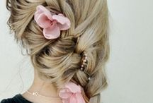 Hair styles♡ / hair_beauty