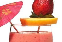 Smoooooothies / Delicious and refreshing smoothies recipes!