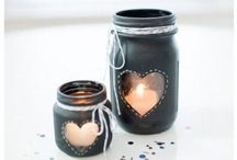 DIY items and crafts.