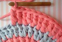 Crochet   Rugs  matte  matjies