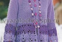 Crochet  Clothing - Kledingstukke / Crochet clothing for children and adults