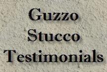 Guzzo Stucco Testimonials