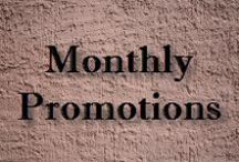 Guzzo Stucco Monthly Promotions