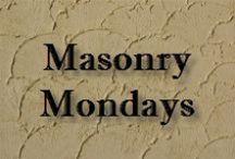 Guzzo Stucco Masonry Mondays