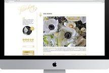 Website Design / website design, clever and creative site design, Squarespace