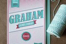 Paper & Print / business cards, stationery, marketing materials, letterpress, foil, book design