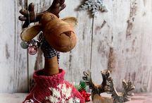 Мои Мега- Радости, автор Татьяна Купцова / Куклы, dolls, backpack,bags