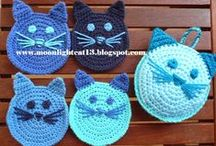 Crochet  Doilies, Runners, Place mats, Tea cozies, Potholders, Coasters etc. / Crochet useful and beautiful items for the home.