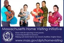 Our MHVI Programs / The agencies delivering family support home visiting services to young families across the Commonwealth. / by MA Home Visiting