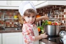 Eat Better, Enjoy! / Healthy eating, cooking with kids, eating well for less / by MA Home Visiting