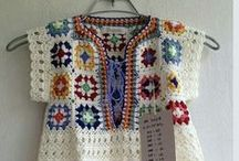 Crochet  Granny motif  - all things imaginable