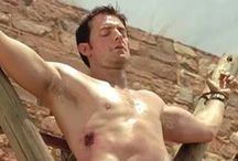 restRAined...Richard Armitage and friends all tied up... / Characters that have got themselves in a tight spot...