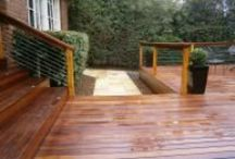 Decking / Deck design and ideas