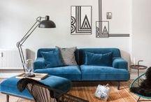 Places & Spaces / interior design, architecture, retail spaces (interior and exterior), home design, furniture, home, office design