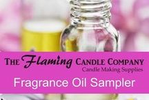 Fragrance Oils For Soap/Candle Making / Premium and popular fragrance oils blended to work great with soy or paraffin wax. Many of our oils can be used with body products as well (check individual fragrance description).
