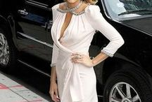 Dresses - long sleeves