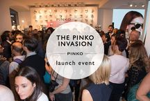 #THEPINKOINVASION Launch Event / Watch the gallery of #THEPINKOINVASION event for the launch of the first PINKO sunglasses collection made in collaboration with Italia Independent