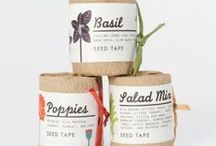 Packaging / package design; interesting shapes and materials; well-designed packages for food, drink, and more