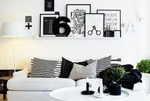 We Love Color - Black and White / from classic to modern, it's everything, and everywhere