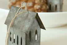 ZINC HOUSES ♥