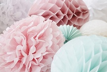 POMPOMS ♥ / by www.blaubloom .com
