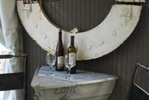 Decor ideas / Cottage / Cabin Decorating / by Adela Bello-Abela